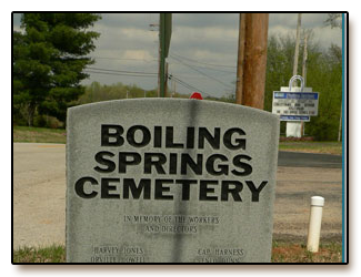 Boiling Springs Cemetery