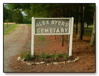 A. F. Byers Cemetery