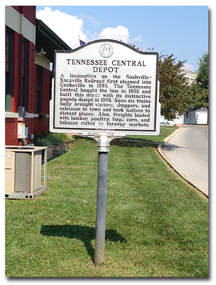 Tennessee Central Depot